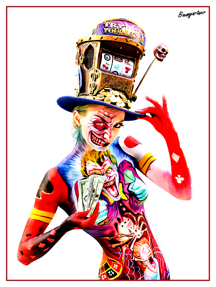 World Body Painting Festival About